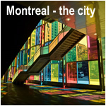 Montreal - the city