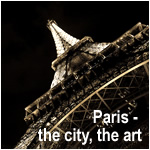 Paris - the city, the art