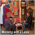 Morocco with a Leica