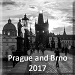 Prague and Brno 2017