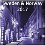 Sweden and Norway 2017