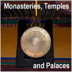 Monasteries, Temples, and Palaces