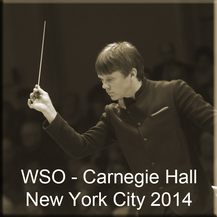 WSO Carnegie Hall